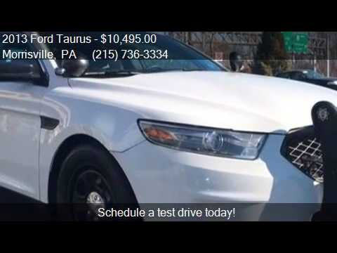 Ford Police Vehicles | Police-Tested & Street-Proven ...