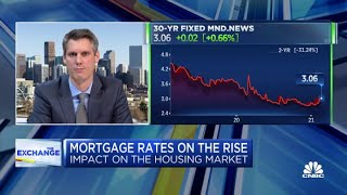 Rising rates only has moderate cooling effect on housing: Black Knight's Andy Walden