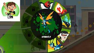 Ben 10 Alien Run - Stinkfly (Android) screenshot 4