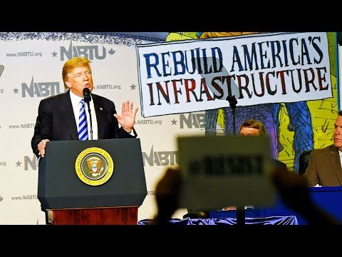 Trump's REAL Infrastructure Plan Gets Leaked