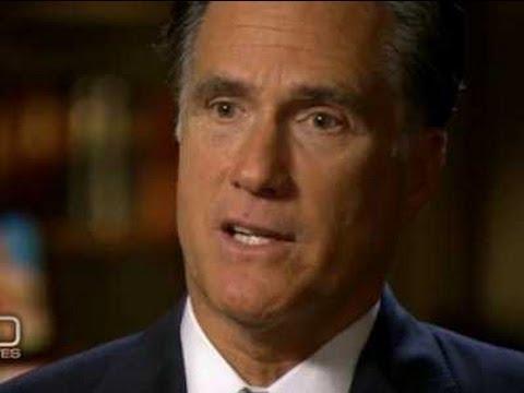 Romney Flip Flops On Health Care, Tax Cuts