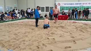 이삼용씨름협회 회장 광명시