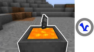 Forgery Datapack - Lava Cauldrons And Metal Melting