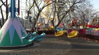 2013/1/20手柄山遊園地ブランコ萌花しか乗れませんでした!