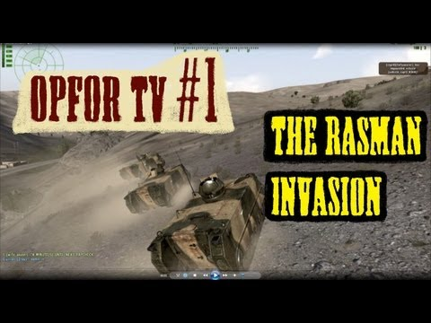 Opfor TV 1 The Vietnam Rasman Invasion (Arma 2 OA 720p)