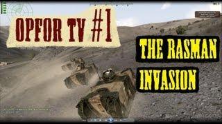 Opfor TV 1 The Vietnam Rasman Invasion (Arma 2 OA 720p)