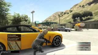 GTA 5 Online Перестрелка Пит стоп с багами(, 2015-11-27T14:38:08.000Z)