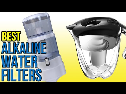 8 Best Alkaline Water Filters 2016
