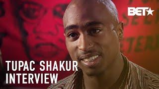 Tupac Shakur 1994 Exclusive Interview With Ed Gordon