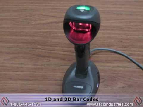 Motorola Ds9808 Scanner Symbol Ds9808 Youtube