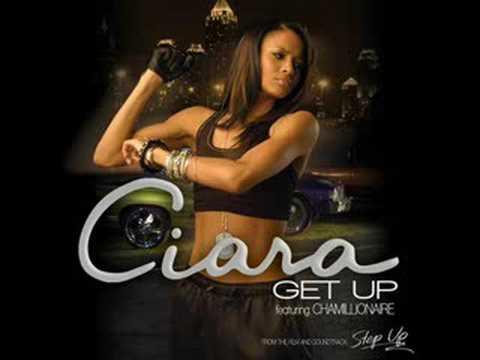 Ciara - Get Up feat. Chamillionaire WITH LYRICS