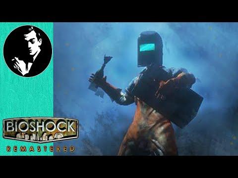 BIOSHOCK 1 REMASTERED | MACHINIMA | E03 Fontaine's Smugglers (1080p60)