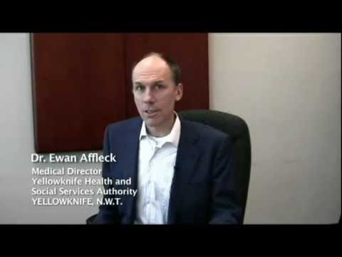 Dr. Ewan Affleck: EMR benefits