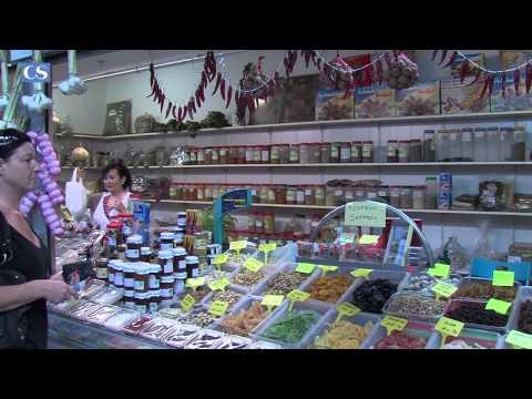 Mercados De Abastos: Las Especias
