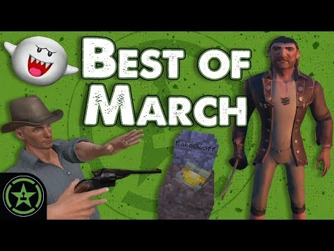 Best of Achievement Hunter - March 2018
