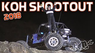 ROCK BOUNCER vs ROCK CRAWLER KOH Shootout 2018 - Rock Rods Ep 51