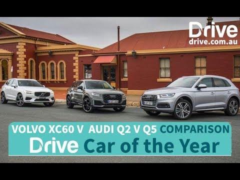 2017 Volvo XC60, Audi Q2, Q5   Best Luxury SUV under $80k - Dauer: 3 Minuten, 34 Sekunden