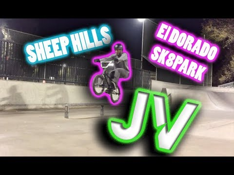 RIDING TRAILS AT SHEEP HILLS! THEN HIT THE SKATEPARK!
