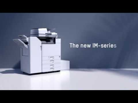 Ricoh - New Intelligent Devices (coming soon)