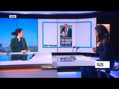 Australia's deputy PM sex scandal highlights debate around private life of public figures