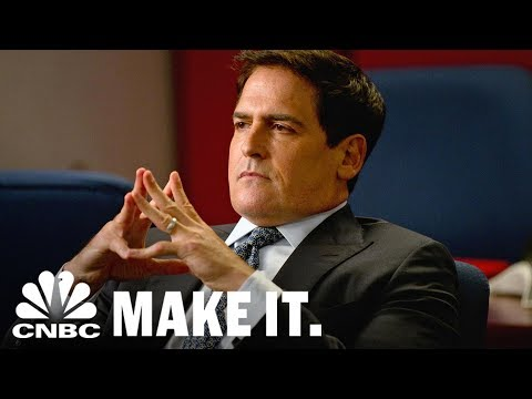 "Mark Cuban On A.I.: ""It Scares The S--- Out Of Me"" 