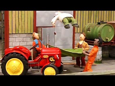 Little Red Tractor | Rooftops | Full Episode | Cartoons For Children