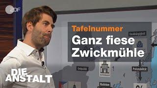 Erpressung im großen Stil! Wirtschaften in der EU - Die Anstalt vom 28.05.2019 | ZDF