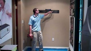 How To Mount A Flat-screen Tv On The Wall - Hifi House Tv