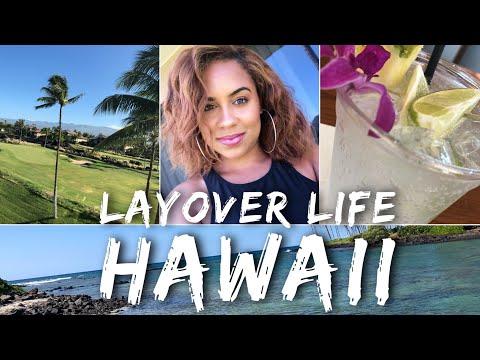 Flight Attendant Life • The Big Island Hawaii