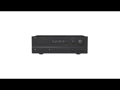 Audio Advisor Review - NAD C-725BEE Stereo Receiver