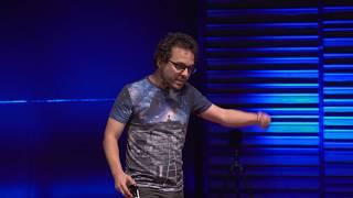 Faith, lightspeed, washing machines: how real people discovered Relativity | Yasha Neiman | TEDxOIST
