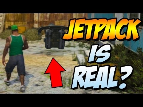 Gaming News : PS4 Removing HDCP & JETPACK in GTA 5 is REAL? (Jetpack Code Found!!)