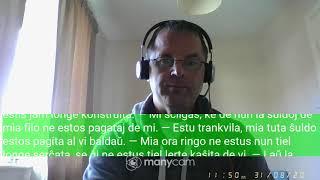 Fundamento De Esperanto Ekzerco 25   Pliaj participaj ekzemplaj   ita ata ota