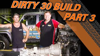 DIRTY 30 TIP-TRONIC AUTO CONVERSION - Why Shaun chose this over manual + Expert tips for your auto!