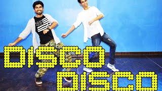 Disco Disco: A Gentleman  | Dance cover | Kunal |  Dance floor studio