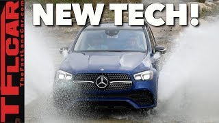 2020 Mercedes GLE Review: The Top 5 Cool New Features You'll Want to Try!