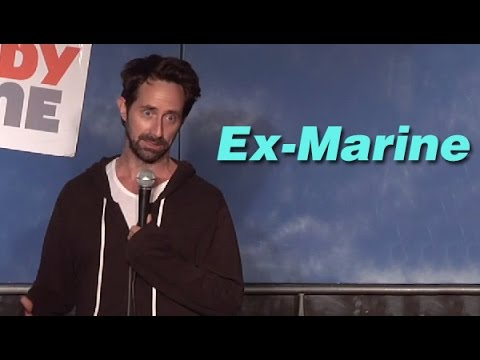 Ex-Marine (Stand Up Comedy)
