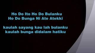 Lagu Batak Romantis Ho Do Hasianku / Kaulah sayangku  lirik beserta arti 2018