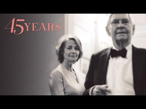 45 Years trailer - out on DVD, Blu-ray & on demand from 11 January 2016