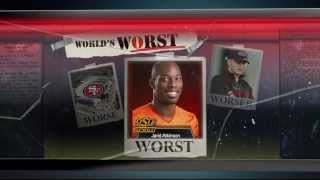 Jarid Atkinson Is World's Worst Person In Sports