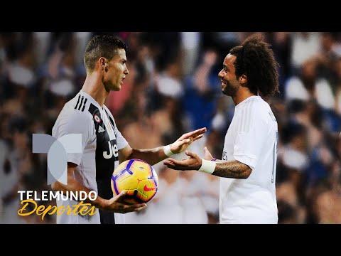 Cristiano Ronaldo quiere a Marcelo con la Juventus | Telemundo Deportes