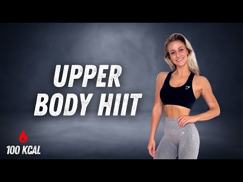 Join My FREE 28 DAY Fat Loss Challenge // Upper Body At Home Workout, No Equipment