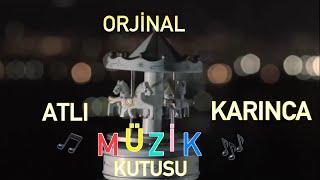 Atlı Karınca Müzik Kutusu ile Bebeklere ve Herkese Uyku Müziği (Orjinal)- Castle in the Sky