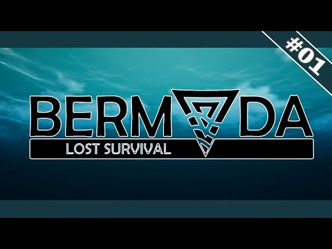 Bermuda: Lost Survival – Überleben im Bermuda Dreieck [01][Let's Play Gameplay Deutsch]