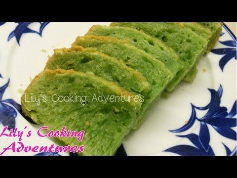 Honeycomb Cake | Bánh Bò Nướng