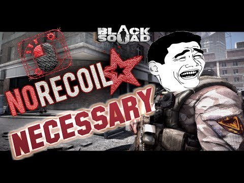 Black Squad No Recoil Macro Script 2019 - Quickscope