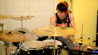Needle And Haystack Life [drum Cover] Hd