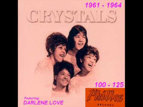 The Crystals - Phillies 45 RPM Records - 1961 -1964