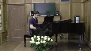 Фёдоров Иван - Этюд до мажор