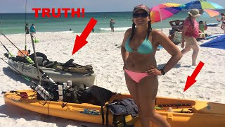 THE TRUTH about CHOOSING a KAYAK !